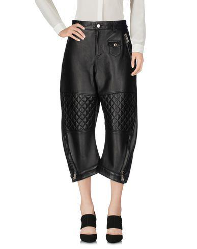 Dsquared2 Cropped Pants & Culottes In Black