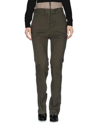 Acne Studios Casual Pants In Military Green