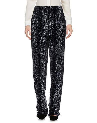Versace Casual Pants In Black