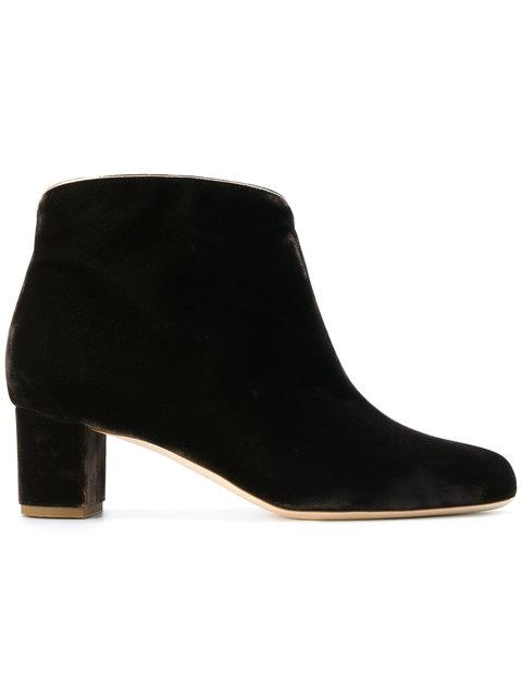 Malone Souliers Ankle Boots In Brown