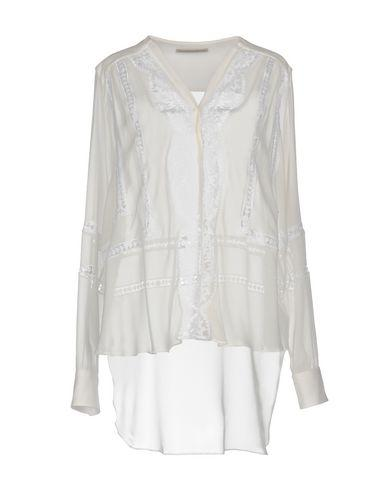 Ermanno Scervino Lace Shirts & Blouses In White