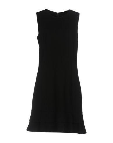 Diane Von Furstenberg Short Dresses In Black