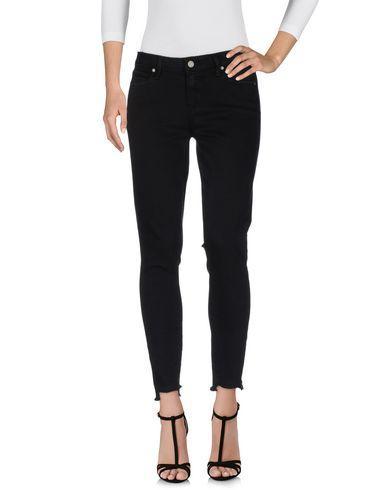 Paige Denim Pants In Black