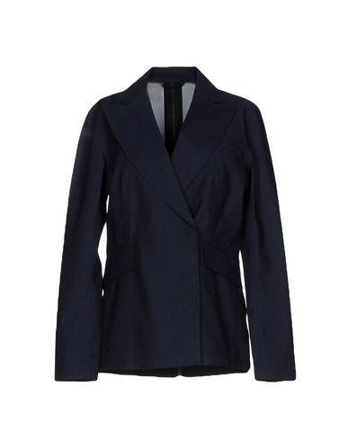 Yang Li Blazer In Dark Blue
