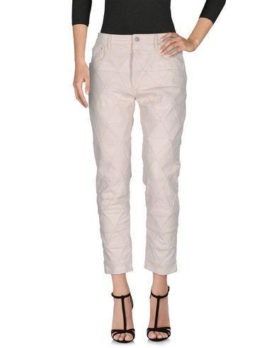 Isabel Marant Denim Pants In Light Pink