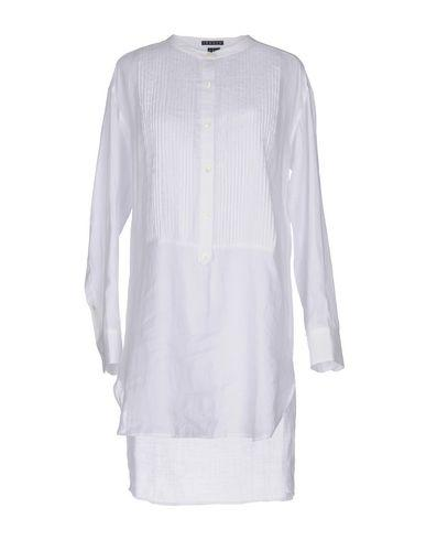 Theory Shirt Dress In White