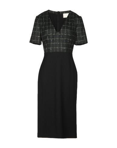 Jason Wu Knee-length Dresses In Black