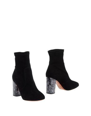 Carven Ankle Boots In Black