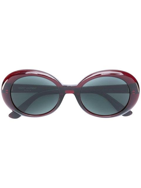 Saint Laurent Eyewear Sl 98 California Sunglasses - Red