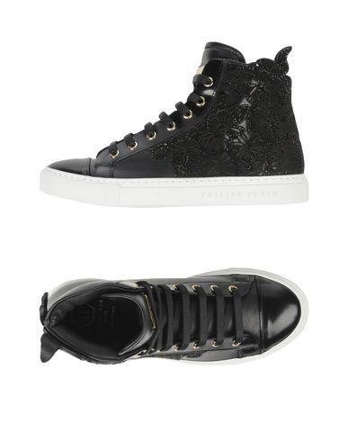 Philipp Plein Sneakers In Black