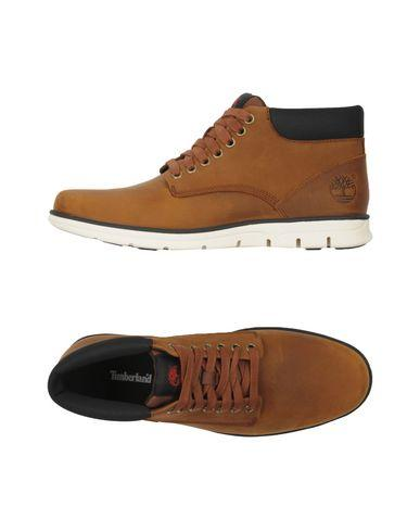 Timberland Sneakers In Brown