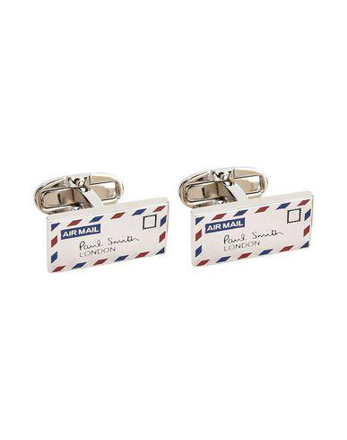 Paul Smith Cufflinks And Tie Clips In Silver