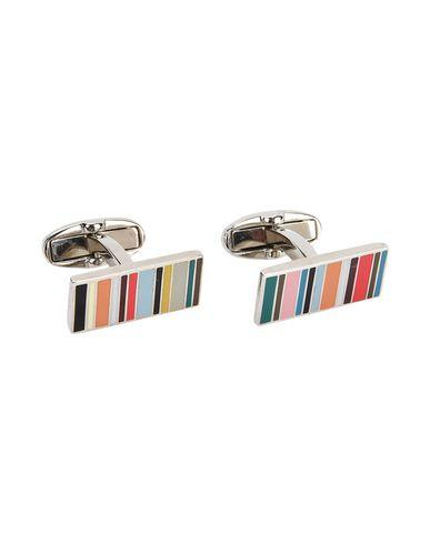 Paul Smith Cufflinks And Tie Clips In Orange