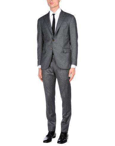 Eleventy Suits In Grey
