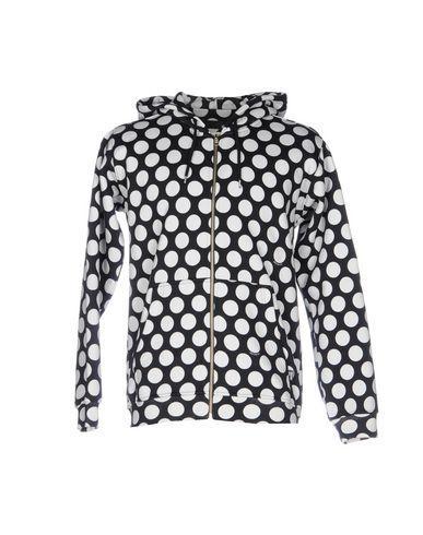 Love Moschino Sweatshirts In Black
