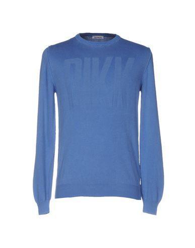 Bikkembergs Sweater In Pastel Blue