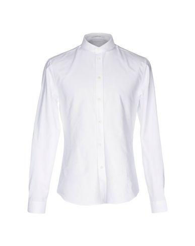 Carven Solid Color Shirt In White