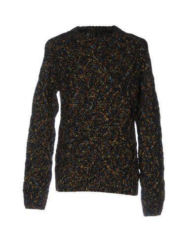 Scotch & Soda Sweaters In Black