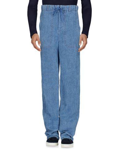Loewe Denim Pants In Blue