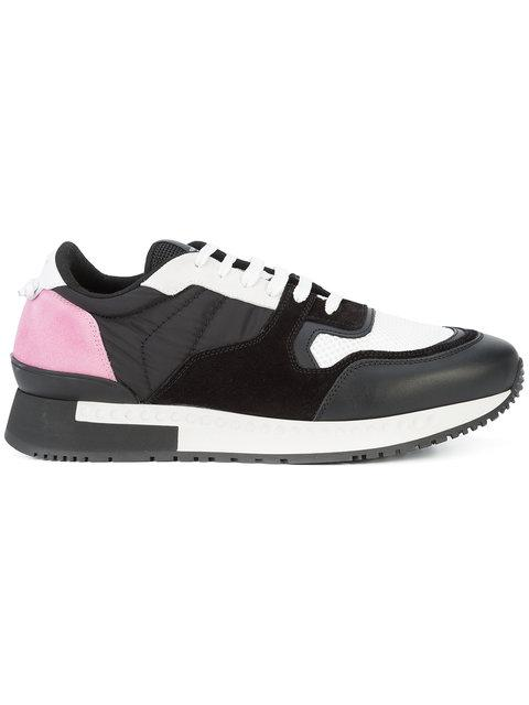 Givenchy Runner Active Sneakers In Black