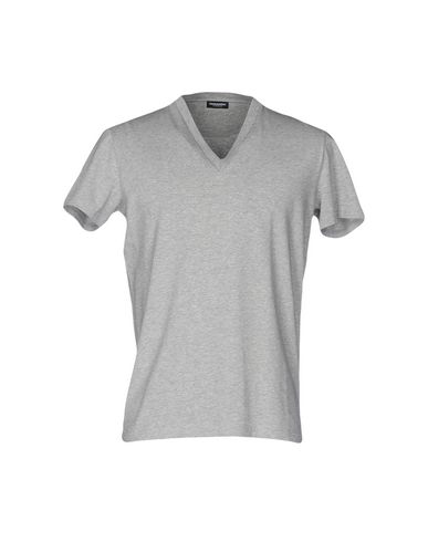 Dsquared2 Undershirts In Light Grey