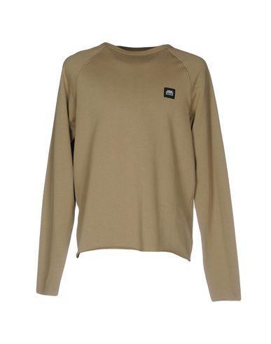 Cheap Monday Sweatshirts In Military Green