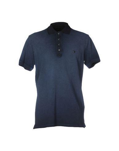 Diesel Polo Shirts In Dark Blue