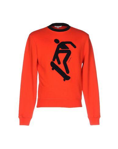 Carven Sweatshirt In Red