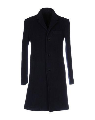 Carven Coat In Dark Blue