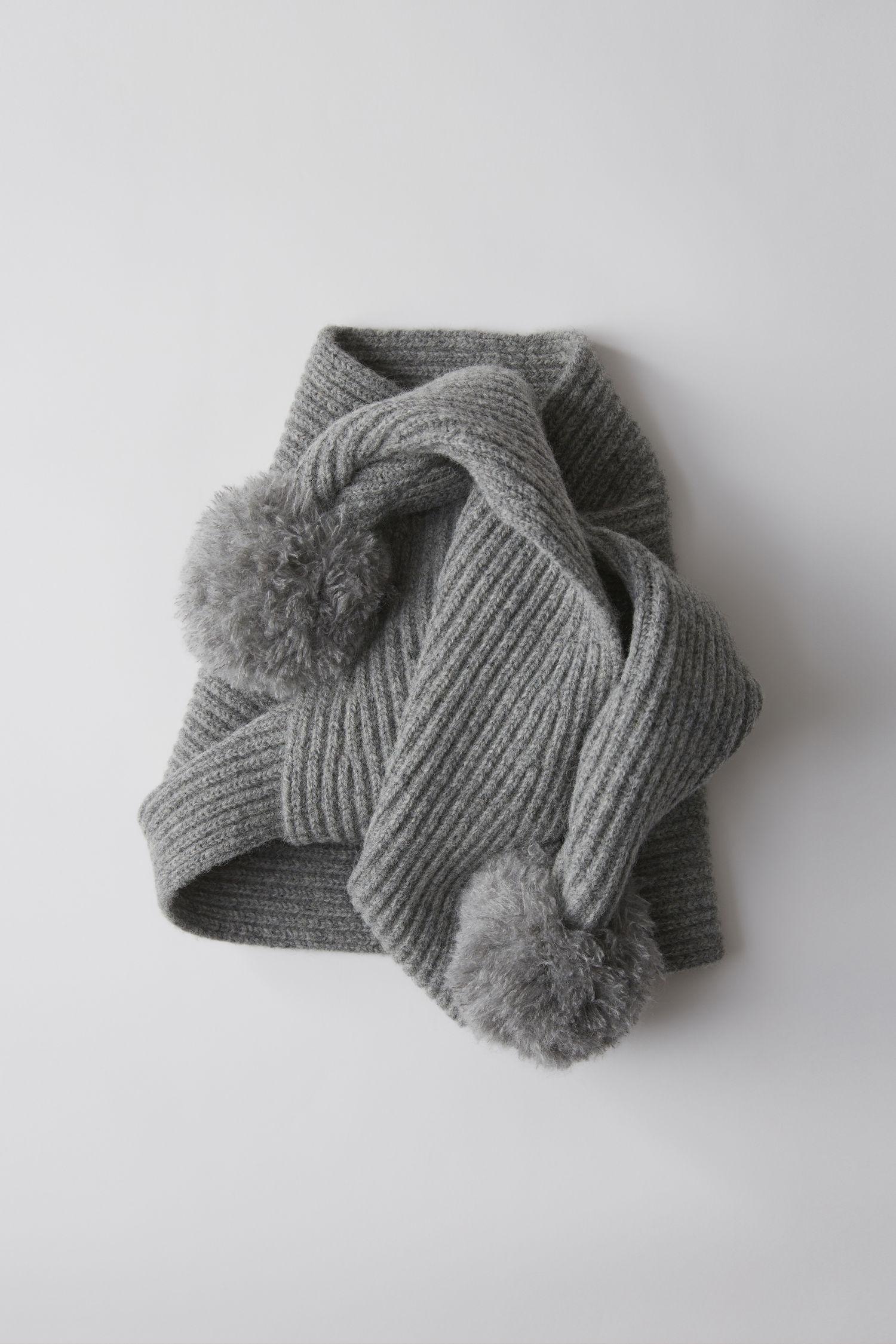 Acne Studios Sia Wool Steel Grey