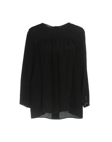 Prada Blouses In Black