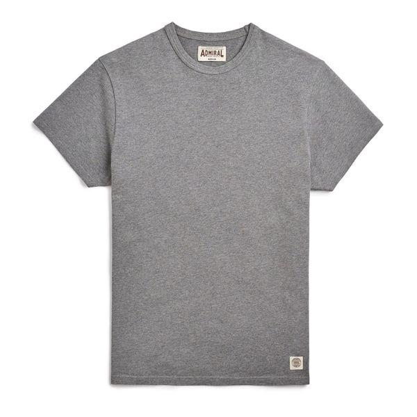 Admiral Sporting Goods Co. Admiral Aylestone T-shirt - Condor Grey Marl