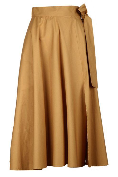 Suoli Skirts Brown
