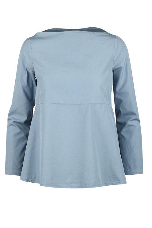 Alessia Santi Shirts Light Blue