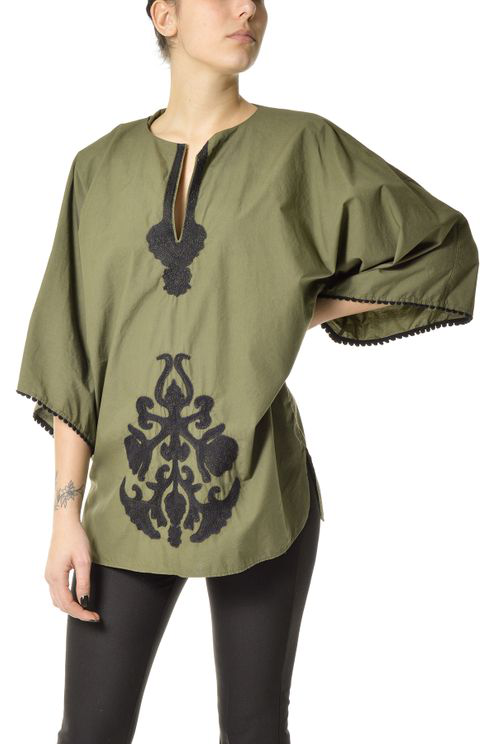 Bazar Deluxe Shirts Green