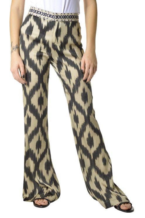 Bazar Deluxe Trousers Beige In Brown