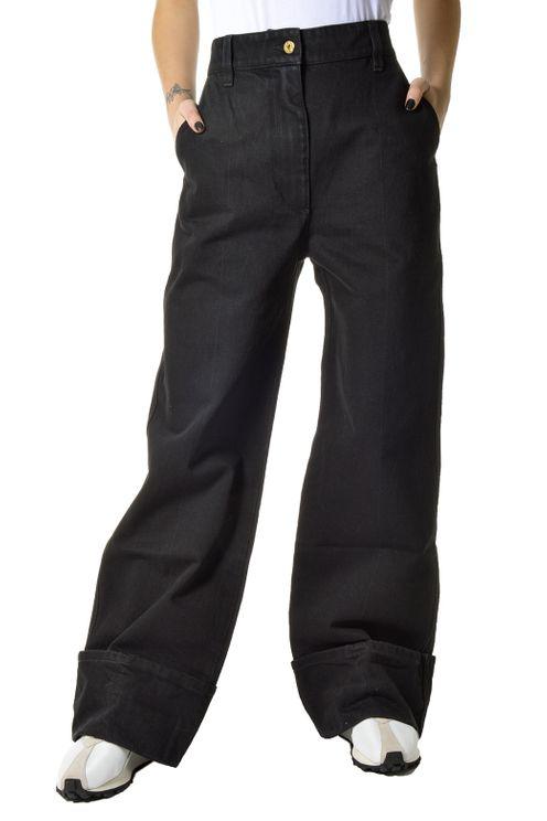 Patou Trousers Black