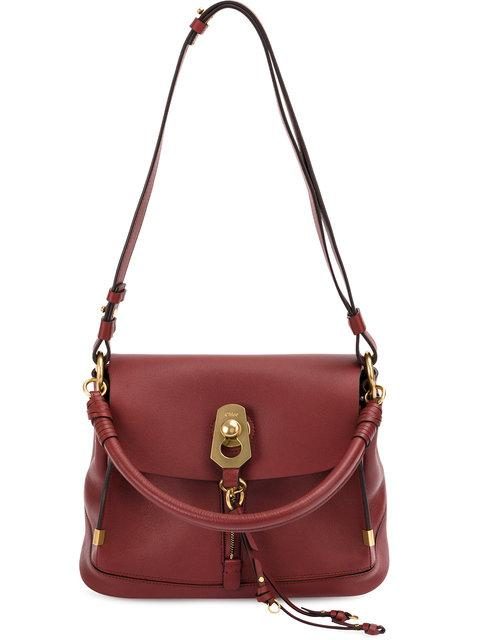 ChloÉ Owen Tote In Red