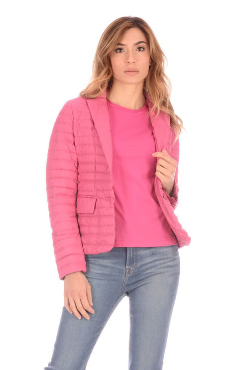 Add Blazers  Feather In Pink