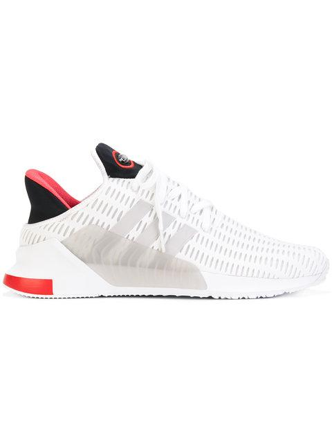 Adidas Originals Climacool 02.17 Sneakers In Ftwr White