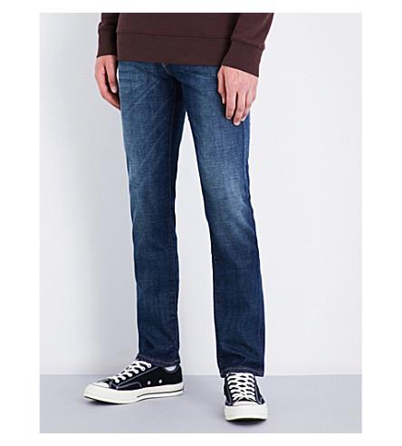 Levi's 511 Slim-fit Tapered Jeans In Stojko Stretch