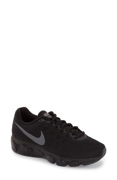 promo code b953a 23379 Nike  Air Max Tailwind 8  Running Shoe (Women) In Black  Dark