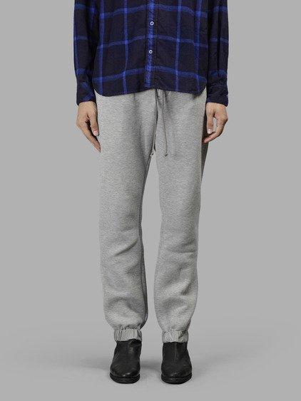 Sacai Casual Pants In Grey