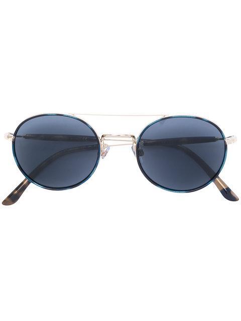 Giorgio Armani Classic Round Sunglasses