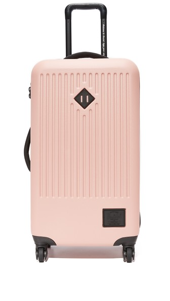 Herschel Supply Co. Trade 34-inch Large Wheeled Packing Case - Pink In Ash Rose