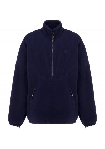 Balenciaga Jacket In Blue