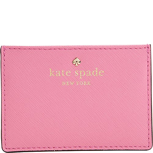 another chance 2778d ce6a2 Kate Spade New York Cedar Street Credit Card Holder in Rouge Pink