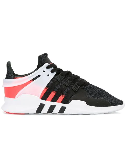 online store 61ea8 07bc6 Eqt Support Adv Sneakers in Black