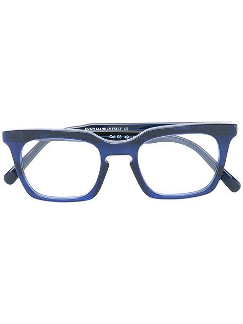 Kyme Karl Glasses - Blue