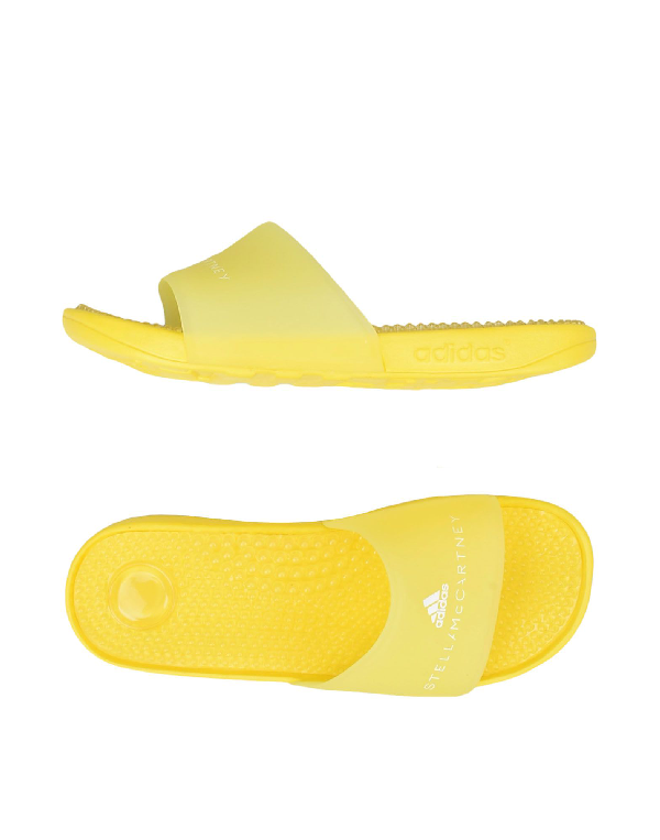 dbff4c4ab2d5 Adidas By Stella Mccartney Adissage Slide Sandal With Massaging Footbed